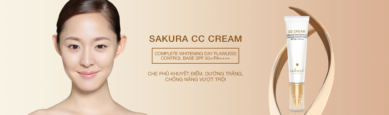 Sakura cc Cream