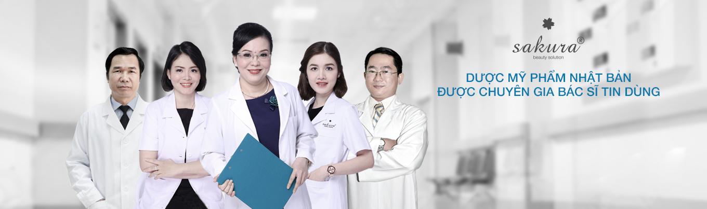 Bác sĩ sakura hành trình trị nám xuyên Việt