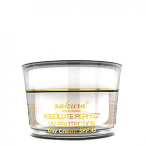 Kem Trị Nám Ban Ngày Sakura Absolute Perfect UV Protection Day Cream