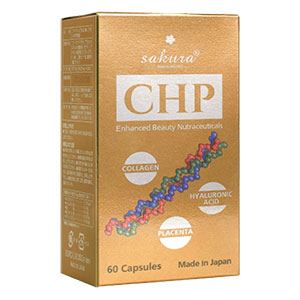 Sakura CHP Enhanced Beauty Nutraceuticals