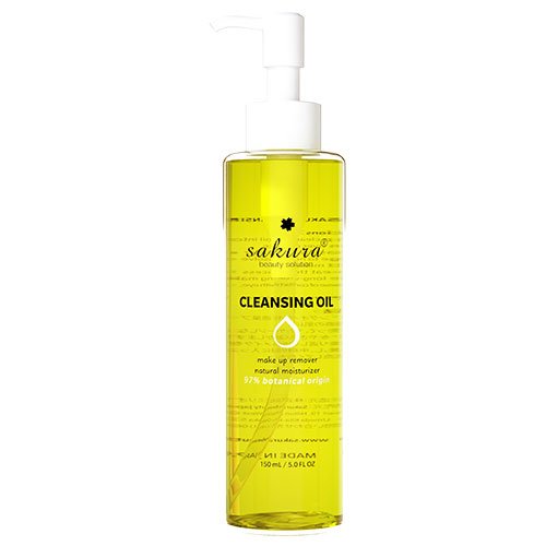 Sakura cleansing oil