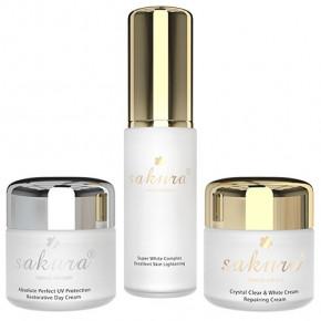 Bộ sản phẩm phục hồi chống lão hóa sakura