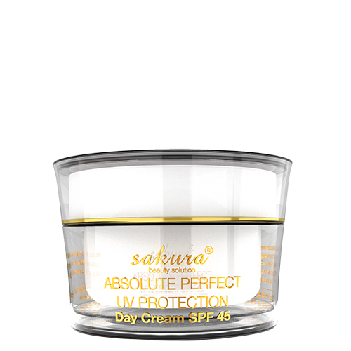 Sakura absolute perfect uv protection day cream