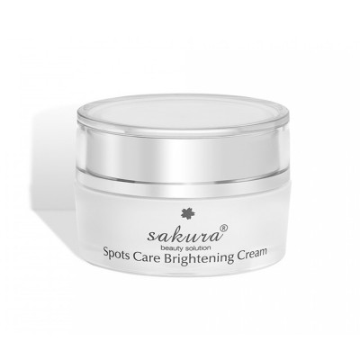 Sakura Spots Care Brightening Cream (13G)