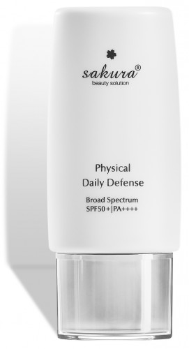 Sakura Physical Daily Defense  Defense SPF 50+ PA++++ 60G
