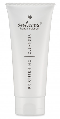 Sakura Brightening Cleanser
