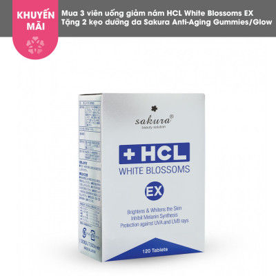 HCL White Blossoms EX