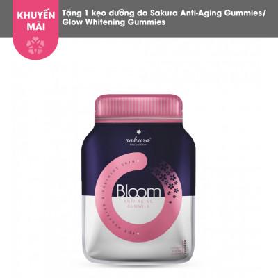 Sakura Bloom Anti - Aging Collagen Gummies