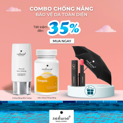 Combo Chống Nắng