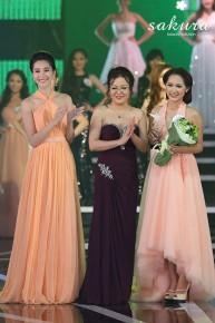 Sakura đồng hành cùng Miss Ngôi Sao 2014