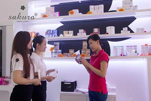 Sakura khai trương showroom tại Gò Vấp