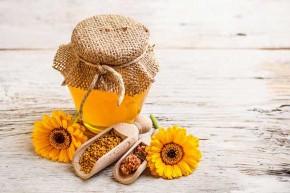 Trị thâm mụn, đẹp da bằng mật ong