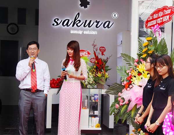 Địa chỉ mua mỹ phẩm Sakura chính hãng tại Cần Thơ