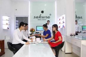 Mua mỹ phẩm Sakura chính hãng tại Đồng Nai