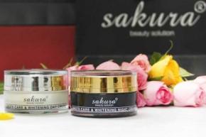 Cách sử dụng bộ trị nám Sakura Spots care