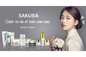 Địa chỉ mua mỹ phẩm Sakura chính hãng tại Kiên Giang