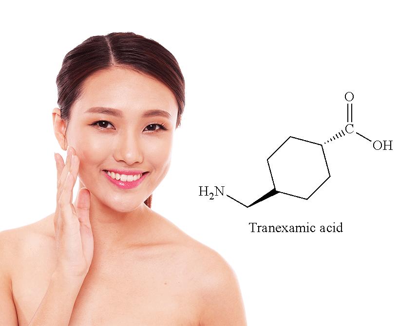 Tranexamic Acid - Công thức dưỡng trắng đột phá