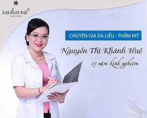 Bác sĩ Nguyễn Thị Khánh Huệ