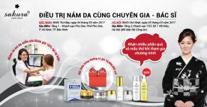 Cơ hội trị nám MIỄN PHÍ, nhận phác đồ điều trị từ Tiến sĩ da liễu nhiều năm tu nghiệp Nhật Bản tại Bắc Ninh
