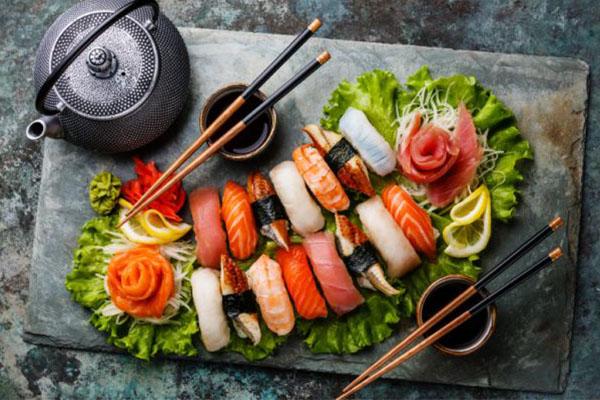 Phụ nữ Nhật khỏe đẹp nhờ ăn uống