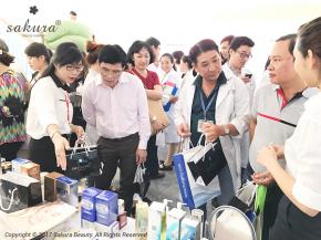 Sakura đồng hành cùng Hội thảo Khoa học của BV Da Liễu Tp. HCM