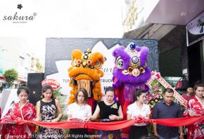 Sakura khai trương showroom chính thức đầu tiên ở Kon Tum