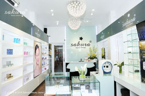 Sakura khai trương showroom ở quận Tân Bình