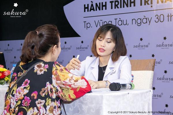 Hơn 300 phụ nữ Vũng Tàu đã biết trị nám đúng cách