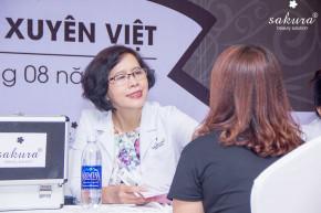 """Sau Hà Nội, """"Hành trình trị nám xuyên Việt"""" tiếp tục tư vấn điều trị nám chuyên sâu cho chị em 2 tỉnh Tây Nguyên"""