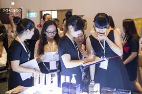 Hơn 500 bác sĩ da liễu đầu ngành quan tâm tìm hiểu sản phẩm trị nám mới của Sakura Beauty