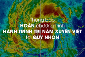 """Sakura thông báo tạm hoãn chương trình """"Hành trình trị nám xuyên Việt"""" tại Quy Nhơn 05/11/2017"""