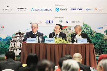 Sakura Beauty Vietnam được đánh giá cao tại Hội Nghị Da Liễu Đông Dương lần 3