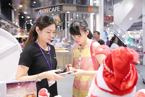 6 Ngày ngập tràn quà tặng cùng Sakura tại Aeonmall!