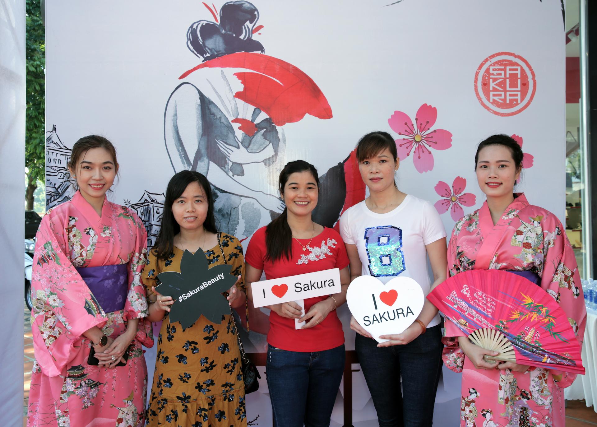 Sakura khai trương showroom thứ 19 tại Buôn Mê Thuột