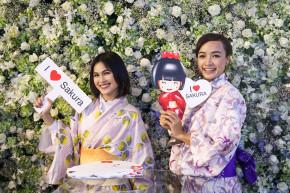 Sakura thất thủ với hơn 10000 lượt khách tham quan tại Feel Japan 2018