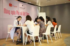 Sakura liên kết Shopee, Grab, Mia soi khám da miễn phí cho nhân viên