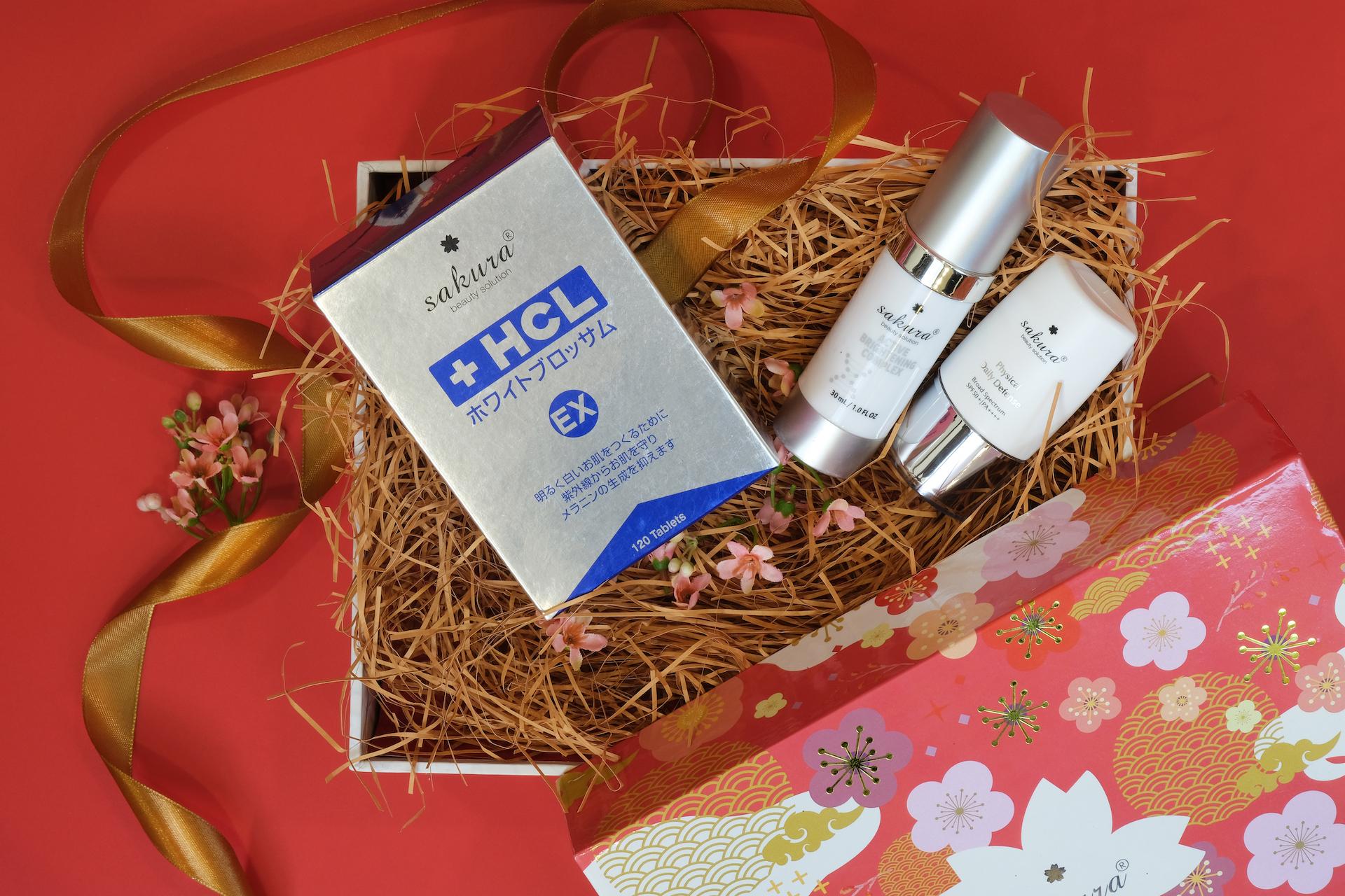 Sakura ra mắt 5 bộ sản phẩm mùa lễ hội với giá ưu đãi