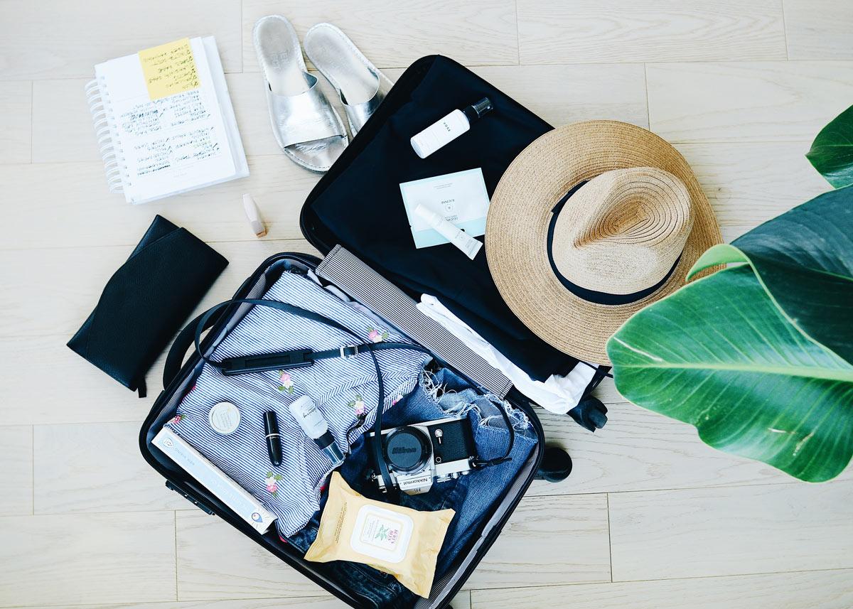 """Các """"bửu bối"""" chẳng thể thiếu khi chuẩn bị cho chuyến du lịch"""