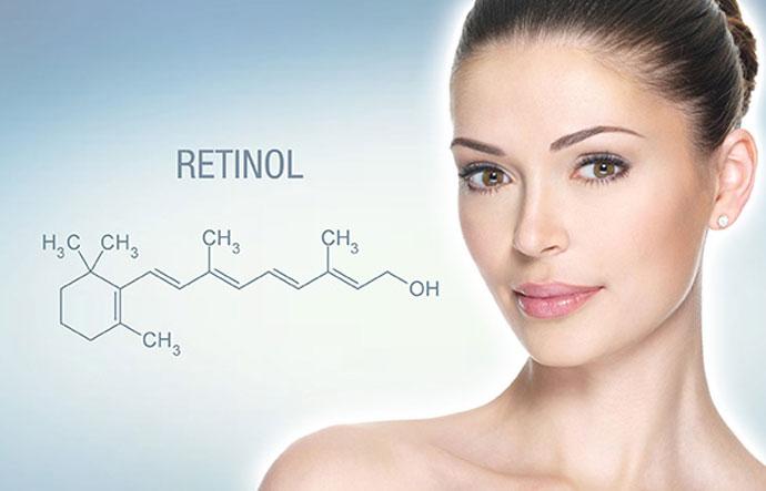 Retinol hỗ trợ cho làn da như thế nào?