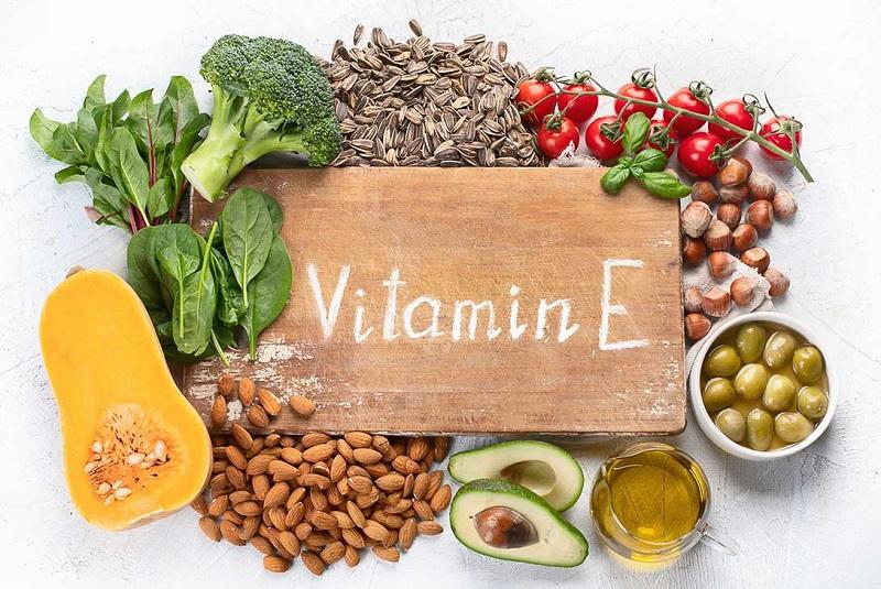 Vitamin E ảnh hưởng như thế nào đến làn da của bạn?