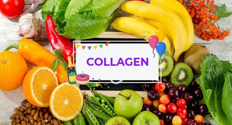 Collagen và công dụng của collagen