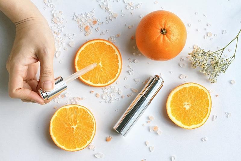 Vitamin C trị mụn hiệu quả như thế nào?