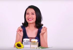 [Review] Serum chống lão hoá và serum trắng da Sakura