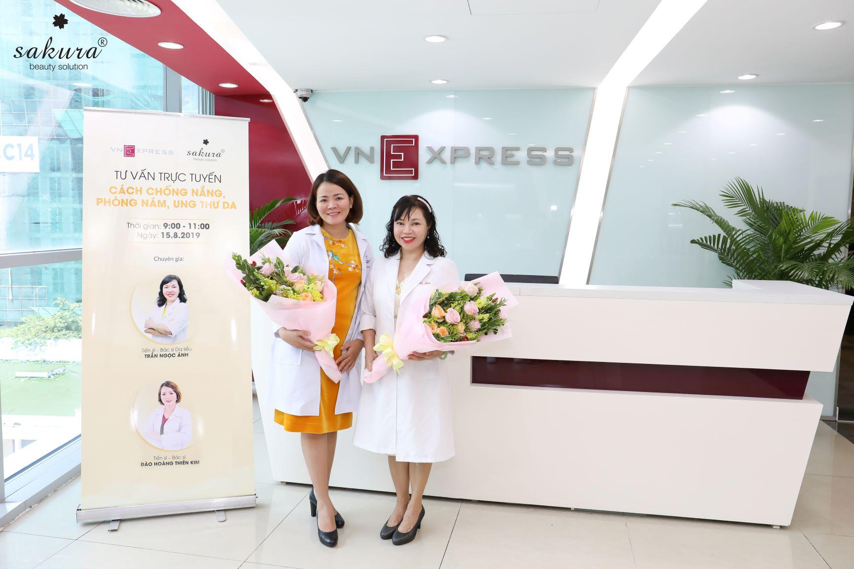 Tư vấn trực tuyến cùng chuyên gia bác sĩ Sakura: Cách chống nắng cực chuẩn, phòng ngừa tình trạng nám và ngăn chặn ung thư da