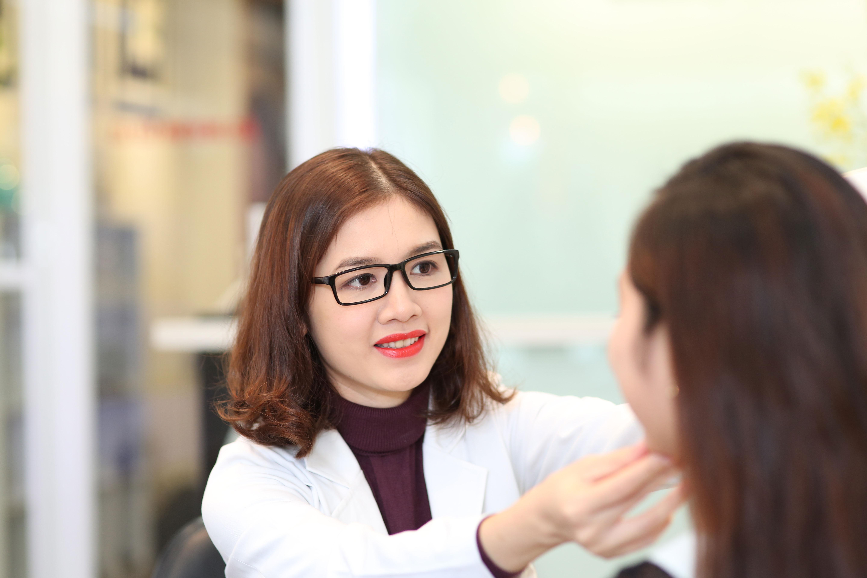 Bác sĩ Lê Vi Anh - Hot Doctor của Sakura