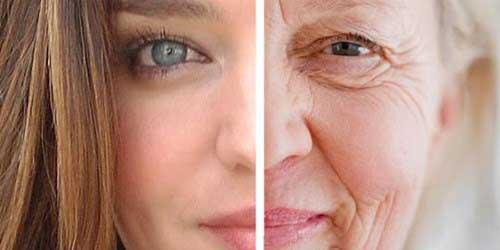 Hai thói quen gây lão hóa da nhanh nhất