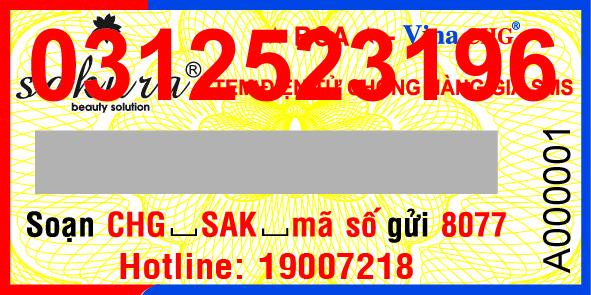 sakura chính hãng