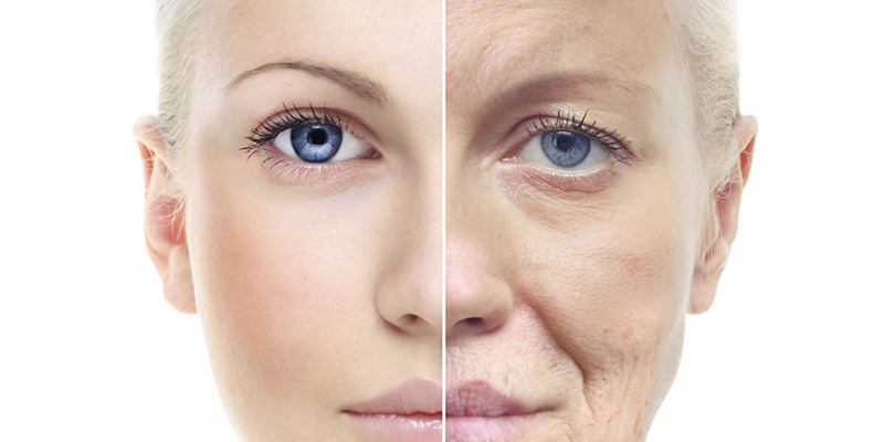 bổ sung collagen giúp da tươi trẻ