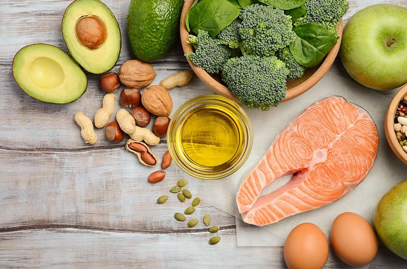 các loại thực phẩm bỏ sung collagen