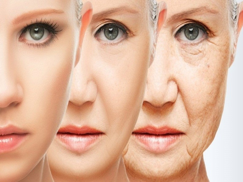 Gốc tự do là nguyên nhân chính gây ra các vấn đề về da